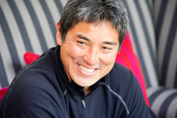 Guy Kawasaki developer evangelist