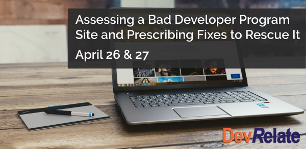 DevRelate April Webinar