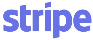 Stripe Logo (blue)