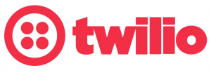Twilio Mark - Red